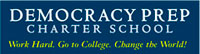 Democracy Prep Charter School Logo